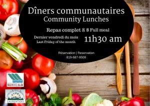 Diners communautaires-2018