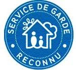 Service de garde reconnu
